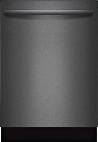 "800 Series 24"" Bar Handle Dishwasher, SHXM78W54N, Black Stainless Steel Black Stainless Steel"