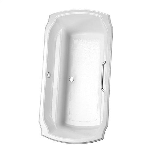 Guinevere® 6' Soaker Bathtub 71-1/2 - Cotton