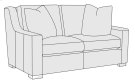 Germain Loveseat in Mocha (751) Product Image