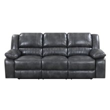 Emerald Home Navaro Motion Sofa Gray U7120-00-03