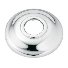 Moen chrome shower arm flange