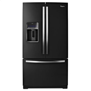 36-inch French Door Refrigerator with Flexible Capacity that Stores More - 27 cu. ft. - BLACK ICE