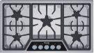 36-Inch Masterpiece® Gas Cooktop SGSL365KS Product Image