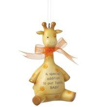 Giraffe Baby Ornament