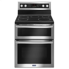 30-Inch Wide Double Oven Electric Range With True Convection - 6.7 Cu. Ft.