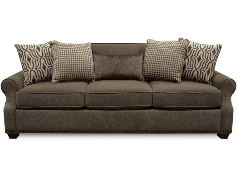Adele Sofa With Nails 5l05n Hidden