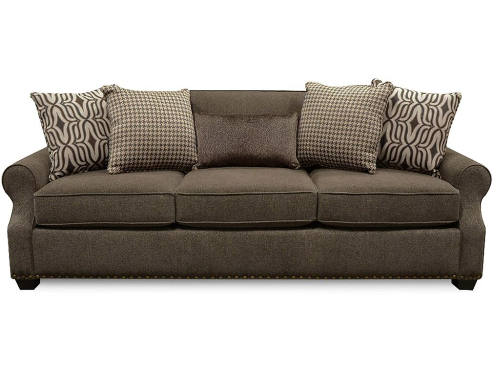 Adele Sofa With Nails 5L05N