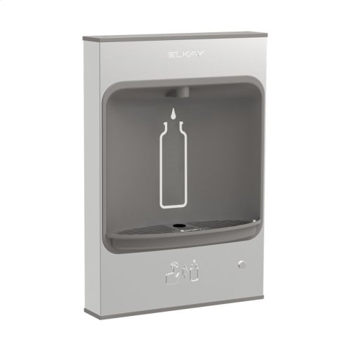 Elkay EZH2O Mechanical Bottle Filling Station Surface Mount, Non-Filtered Non-Refrigerated Stainless