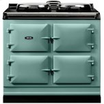 Pistachio  Dual Control 3-Oven All Electric
