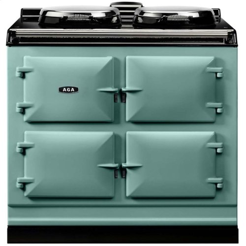 Cream AGA Dual Control 3-Oven All Electric