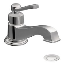 Rothbury chrome one-handle bathroom faucet