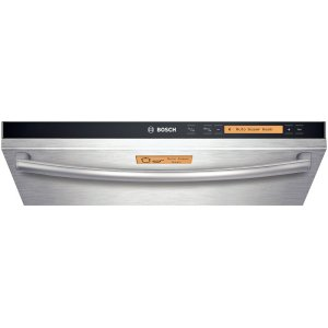 "24"" Bar Handle Dishwasher 800 Series- Stainless steel SHX98M09UC"