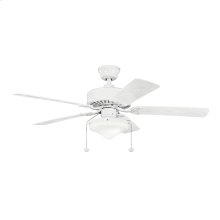 Renew Select Patio Collection Renew Select Patio Ceiling Fan In WH WH
