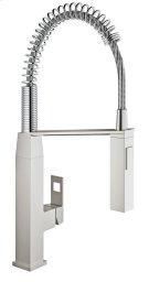 Eurocube Single-Handle Kitchen Faucet Product Image