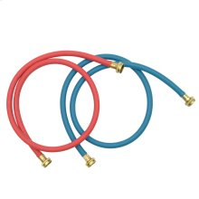 5' Commercial Grade Washer Hoses - 2 Pack