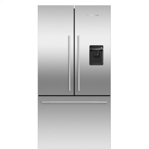 Fisher & PaykelFrench Door Refrigerator 17 cu ft, Ice & Water
