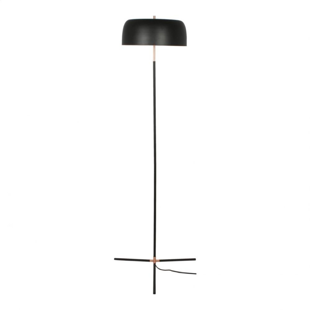 Barrett Floor Lamp Black