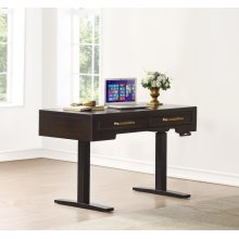 Greenwich 48 in. Power Lift Desk (from 29 1/2 in. to 55 in.)