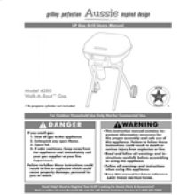 Walk-A-Bout Gas Owners Manual (Free Downloads)