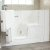 Additional Value Series 32x52-inch Air Massage Walk-In Tub  Out-swing Door  American Standard - White