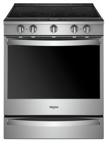 6.4 Cu. Ft. Smart Slide-in Electric Range with Frozen Bake Technology