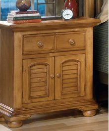 Versatile Door Night Stand
