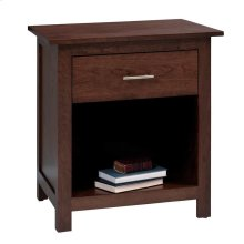Ashton 1 Drawer Nightstand