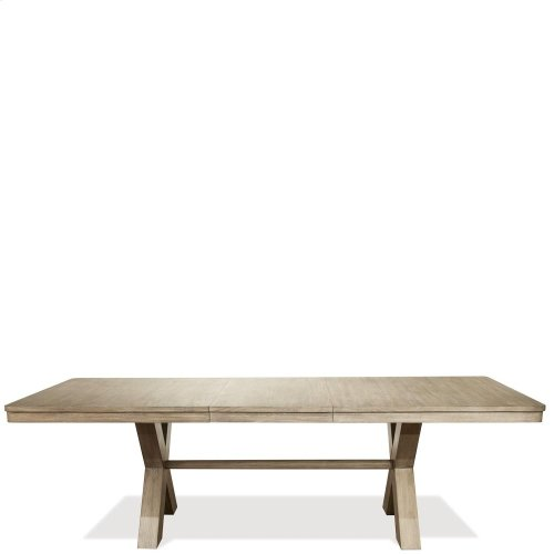 Sophie - Table Base - Natural Finish