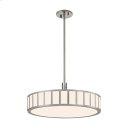 """Capital 22"""" LED Round Pendant Product Image"""