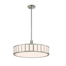 "Capital 22"" LED Round Pendant"
