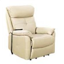 REC-3350 Brazil Mushroom Leather Recliner