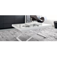 Extending and folding table
