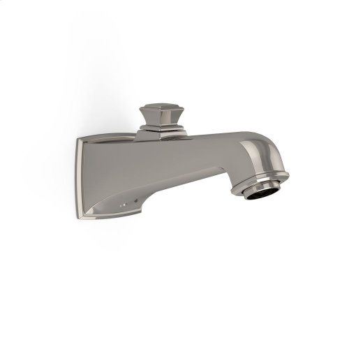 Connelly Diverter Tub Spout - Polished Nickel