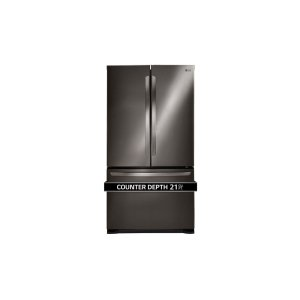 LG Appliances21 cu. ft. French Door Counter-Depth Refrigerator