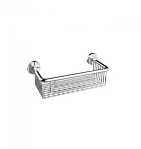 TH400 - Small Basket - Brushed Nickel