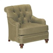 St. James Tufted Lounge Chair