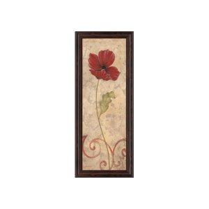Red Hibiscus I