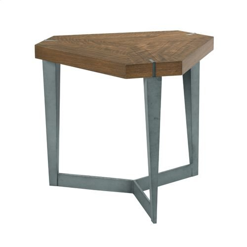 AD Modern SynergyTriangulate Lamp Table