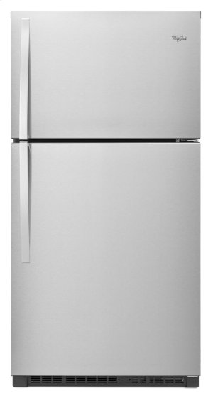 33-inch Wide Top Freezer Refrigerator - 21 cu. ft. Product Image