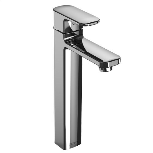 Upton™ Single-Handle Lavatory Faucet - Vessel - Polished Chrome Finish