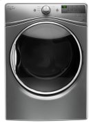 7.4 cu.ft. Front Load Electric Dryer with Advanced Moisture Sensing, 8 cycles Product Image