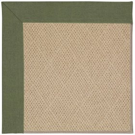 Creative Concepts-Cane Wicker Canvas Fern