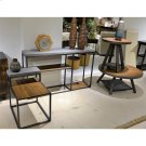 Console Table - Rustic Saal/concrete Finish Product Image