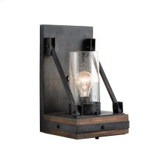 Colerne Collection Colerne 1 Light Wall Sconce - AUB
