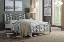 Full Metal Platform Bed