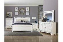 Full Bed, LED Lighting
