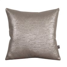 """16"""" x 16"""" Pillow Glam Pewter"""