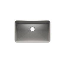 "J7® 003919 - undermount stainless steel Kitchen sink , 27"" × 16"" × 8"""