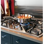 "Ge Cafe(tm)  36"" Built-In Gas Cooktop"