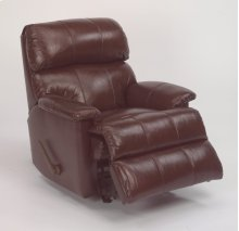 Chicago Leather Rocking Recliner